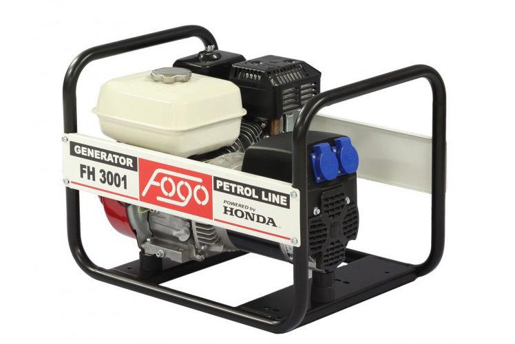 Agregat prądotwórczy FOGO FH 3001