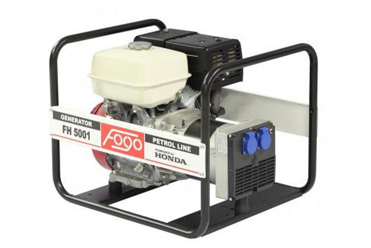 Agregat prądotwórczy FOGO FH 5001