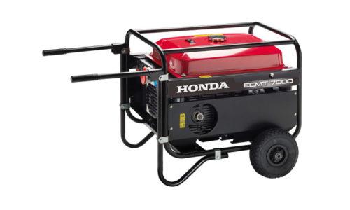 Agregat prądotwórczy trójfazowy Honda ECMT 7000