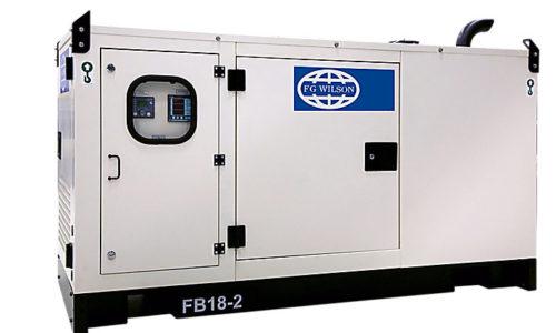 Agregat prądotwórczy trójfazowy FG Wilson LD30/W2