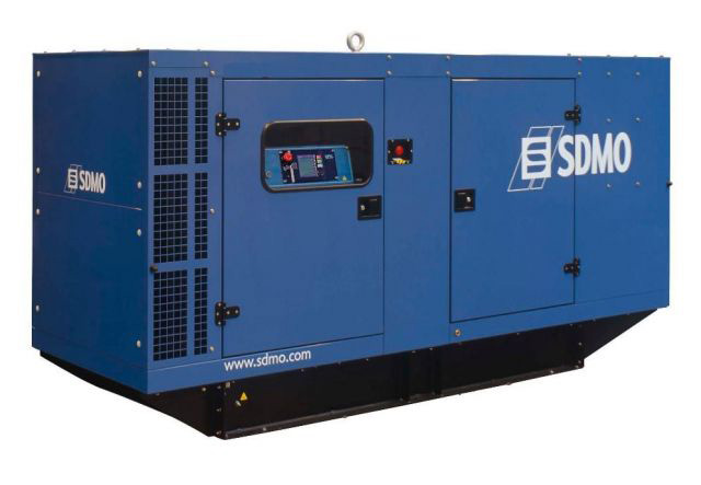 Agregat prądotwórczy trójfazowy SDMO J200