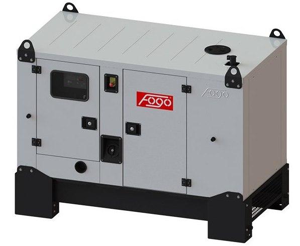 Agregat prądotwórczy trójfazowy Fogo FDG20M3S
