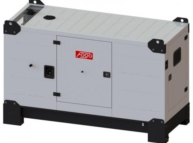 Agregat prądotwórczy trójfazowy FogoFDG60PD