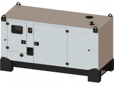 Agregat prądotwórczy trójfazowy Fogo FDG100P