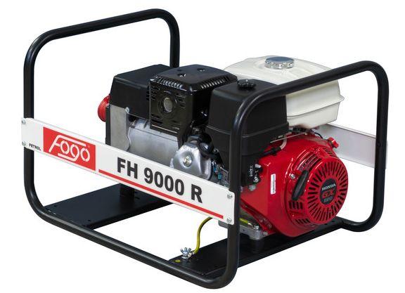 Agregat prądotwórczy trójfazowy FOGO FH9000R